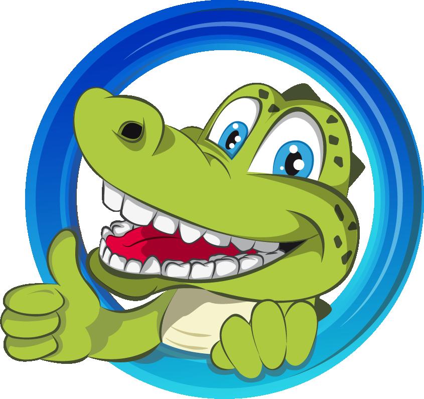 Cura dei denti - Coccospille - Studio Patarino - Cocco cerchio smile